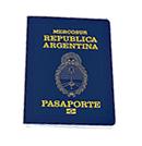 Pasaporte Electrónico Argentina