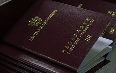 Pasaporte Electrónico en Colombia