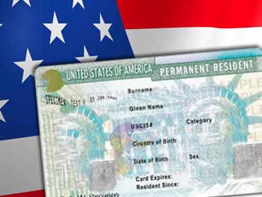 Residencia permanente en Estados Unidos