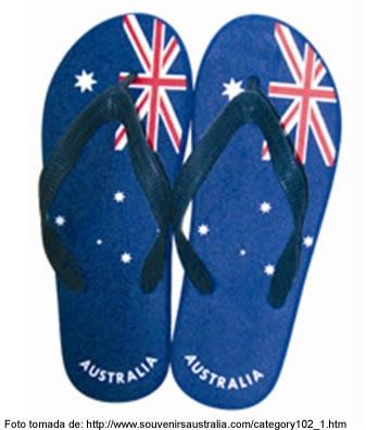 cholitas que usan los australianos por montón