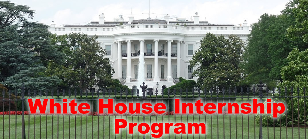 Summer Architecture Internships 2020.Summer 2020 White House Internship Program