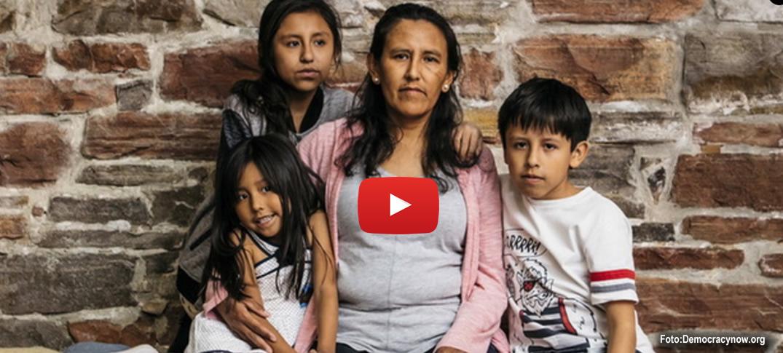 Mujer Inmigrante Jeanette Vizguerra entre las 100 personas más influyentes de la revista Time