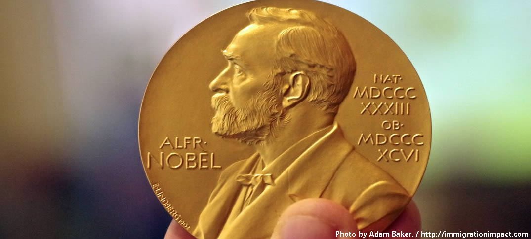 Immigrants And Refugees Are Among America's 2017 Nobel Prize Winners