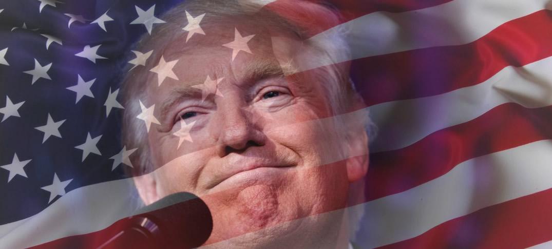 Donald J. Trump el Nuevo Presidente de Los Estados Unidos
