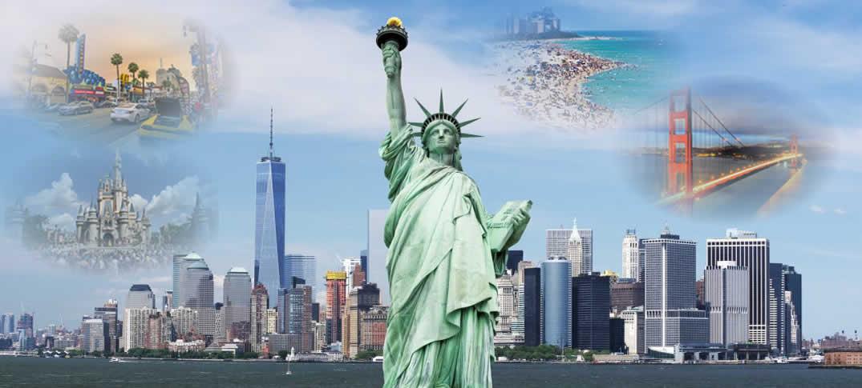 Destinos Turísticos En Estados Unidos