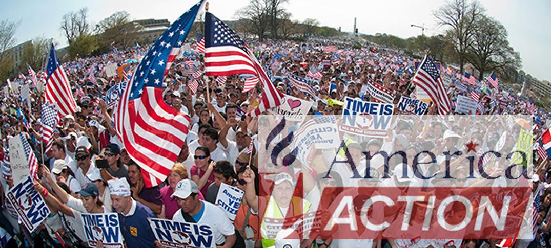 Apoya Usted a los Inmigrantes ¡Ahora es el Momento de Demostrarlo!