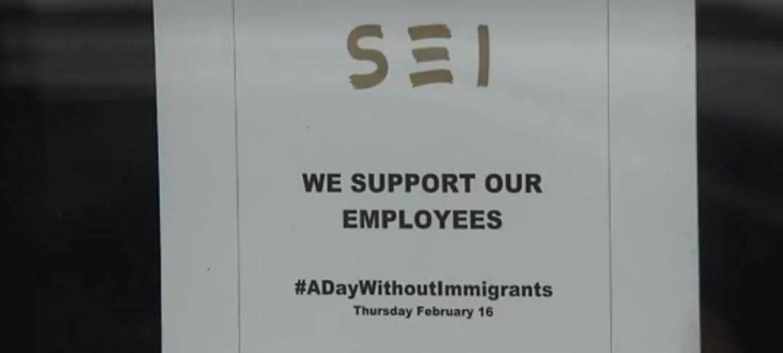 Así se Vivió el día Sin Inmigrantes en Estados Unidos