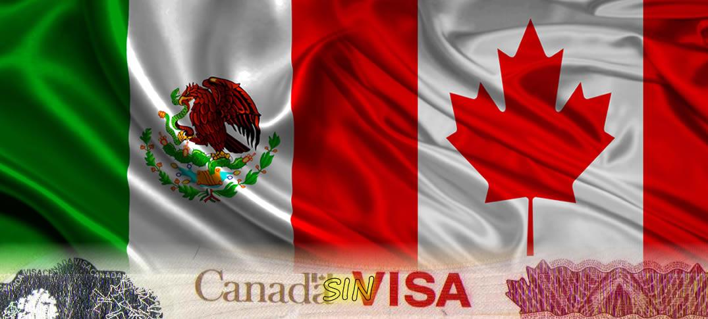 Canadá Eliminará Requisitos De Visa Para México
