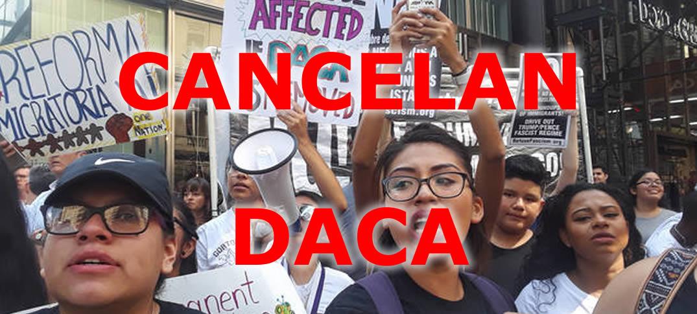 Gobierno Estadounidense Cancela Programa DACA Que Protegía a 800.000 Jóvenes Inmigrantes
