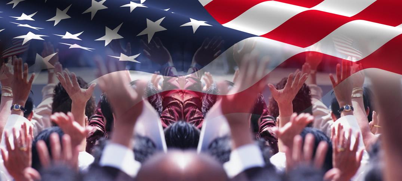Ceremonia de Naturalización Para Hacerse Ciudadano Estadounidense