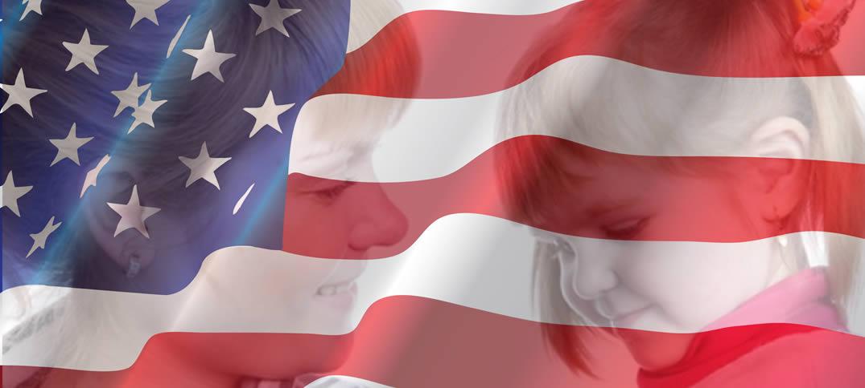 hijos estadounidenses