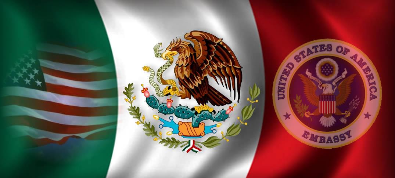 Consulados de los Estados Unidos en México