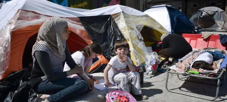 Europa y la Crisis de Refugiados