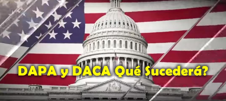 Acción Ejecutiva DAPA y DACA En Manos de la Corte Suprema de Justicia