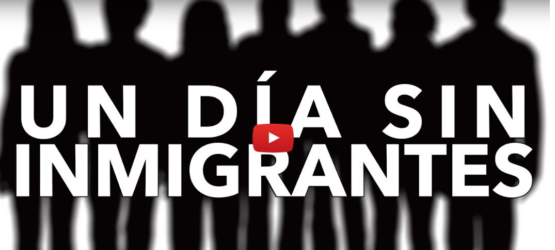 Proponen Un día Sin Inmigrantes en Estados Unidos