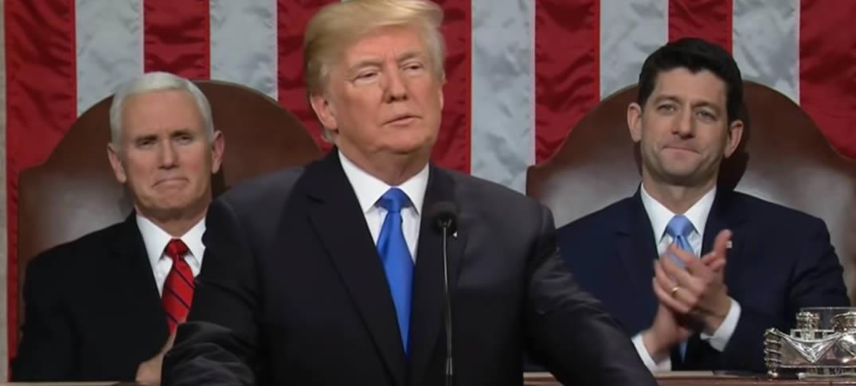 Los Inmigrantes y El Discurso de Estado de la Unión de Donald Trump
