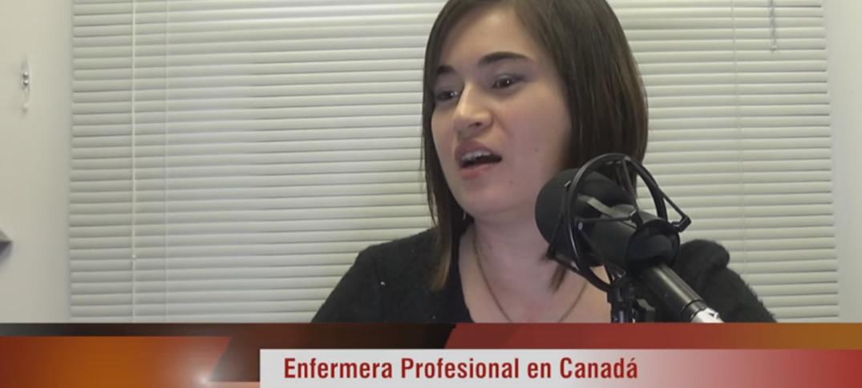 Ejercer Enfermería Profesional en Canadá