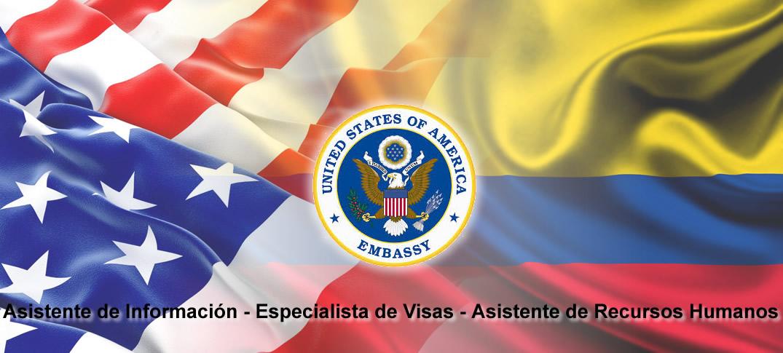 Embajada de Estados Unidos en Bogotá Ofrece Empleo TEA