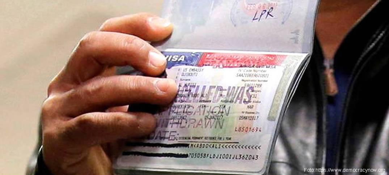 Trump Acusa A Los Inmigrantes Y Pide El Fin De La Lotería De Visas
