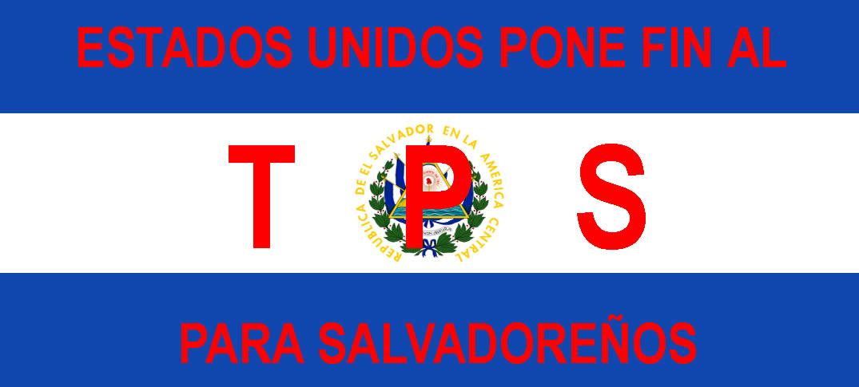 Trump Acaba De Poner A 200,000 Salvadoreños En Riesgo A La Deportación