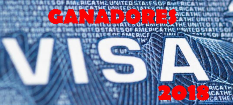 Consulte Aquí los Resultados de la Lotería de Visas 2018