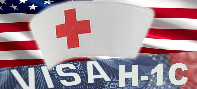 Visas H-1C para Enfermeras Tituladas en Estados Unidos