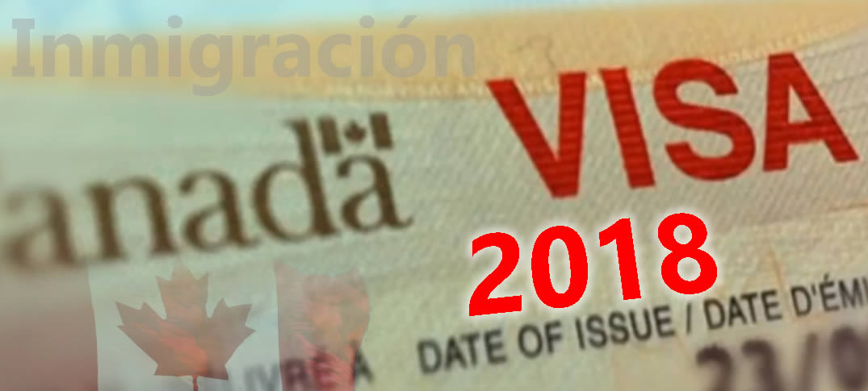 Canadá Prepara Su Plan De Inmigración 2018