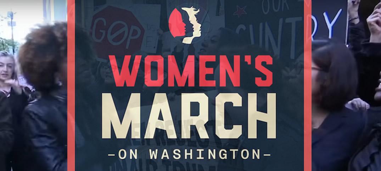 Marcha de las Mujeres en Washington el Próximo 21 de Enero
