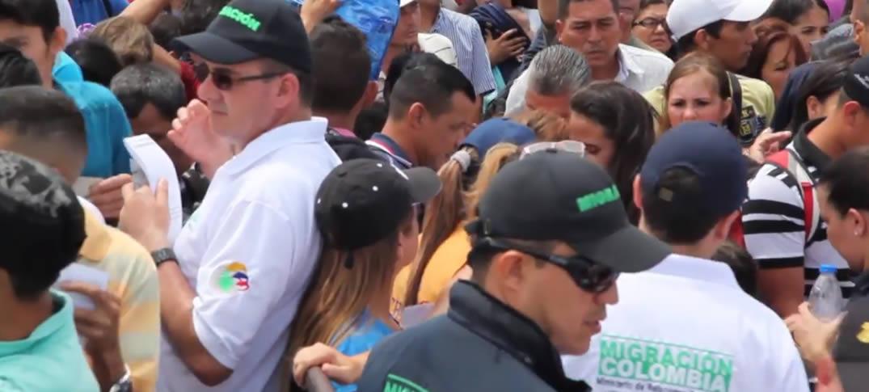 Nuevas Medidas Para Ingreso de Venezolanos a Colombia