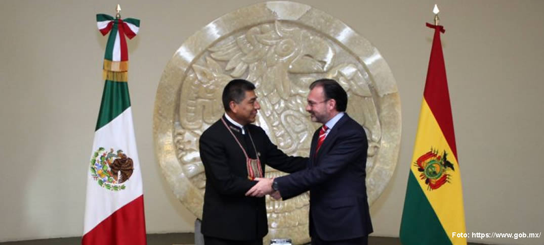 Se Inicia Eliminación De Visas Entre México y Bolivia