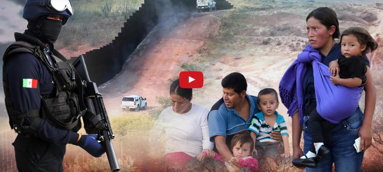 Migrantes En México: Entre Bestias Y Muros