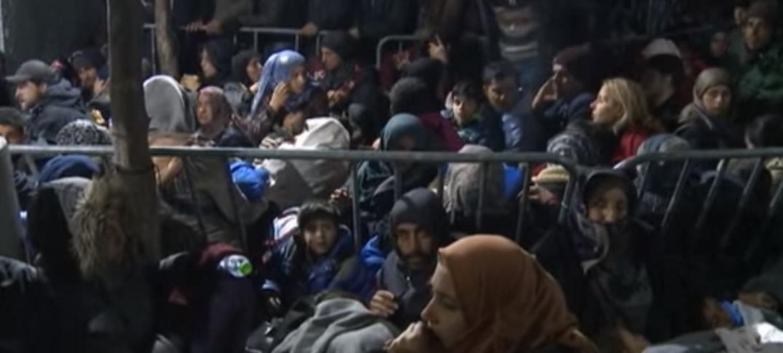 La Crisis Migratoria en Grecia