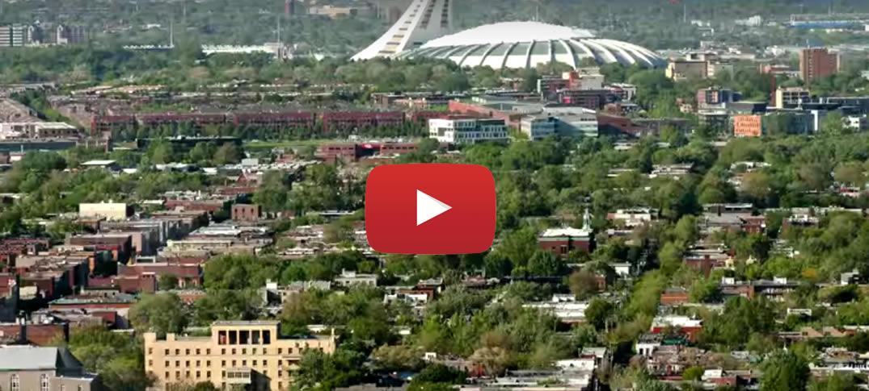 Montreal Capital Cultural de Canadá