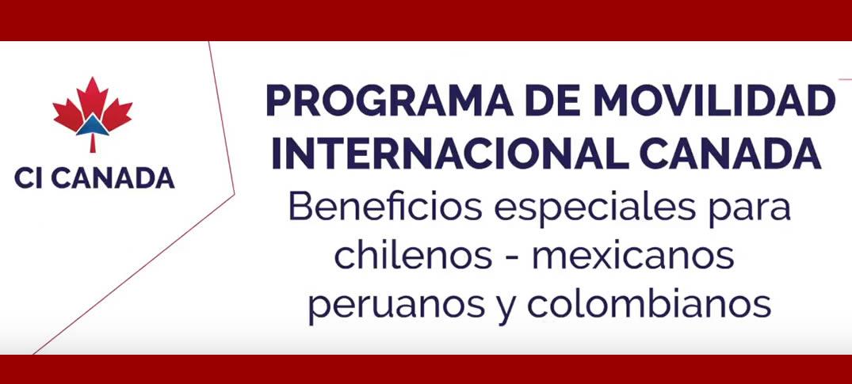 Programa de Movilidad Internacional en Canadá