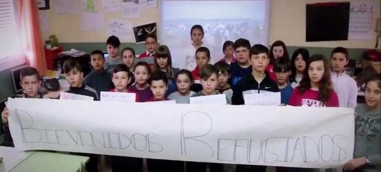 ¿Qué Opinan los Niños de la Crisis de los Refugiados?