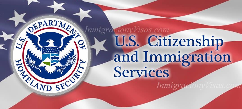 Oficinas del Servicio de Ciudadanía e Inmigración de Estados Unidos