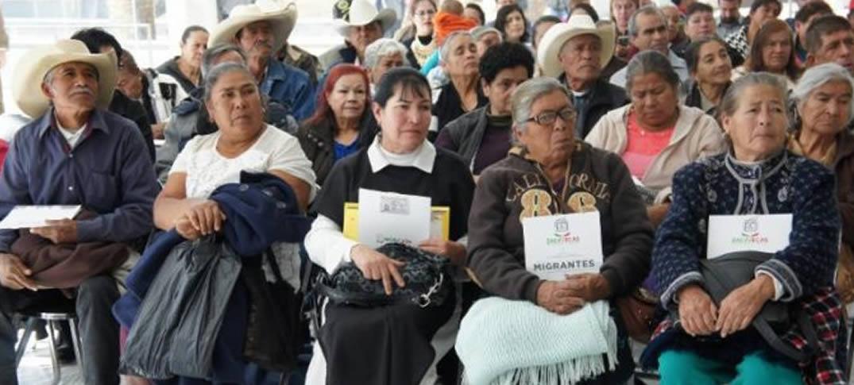Programa 'Corazón de Plata' de Zacatecas, Continúa Uniendo Familias
