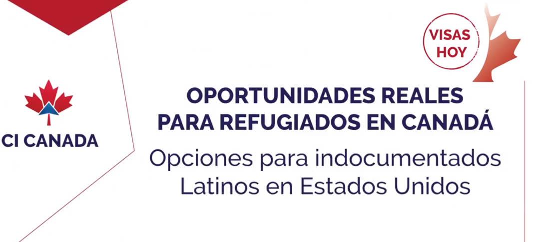 Programa De Refugio En Canadá Para Latinos