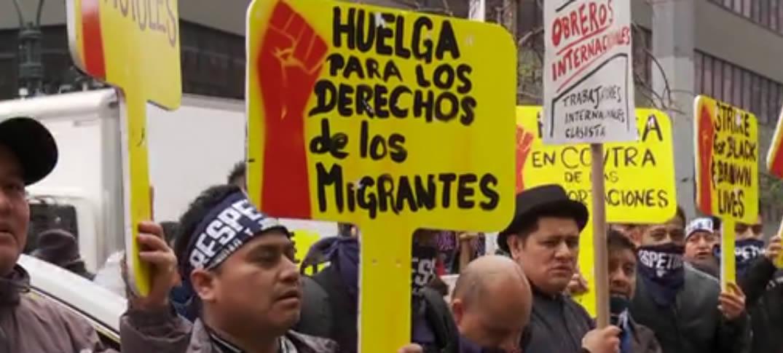 Marchas, Protestas y Detenidos en el Día Internacional del Trabajo