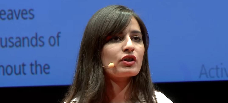 La Historia de Mara Rayán Refugiada Palestina