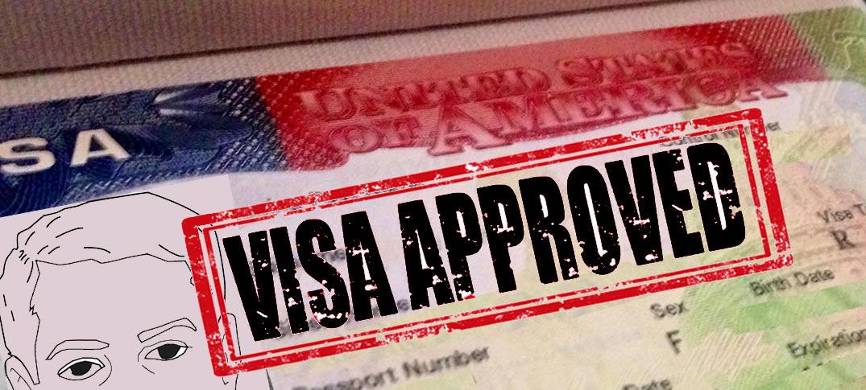 Programa de Exención de Entrevista Para Visa Americana