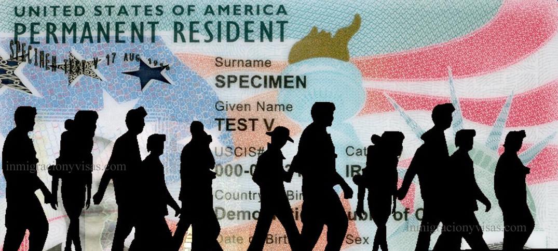 Obtener La Tarjeta Verde Siendo Refugiado En Estados Unidos