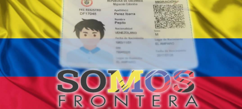 Venezolanos Deben Tramitar Tarjeta de Movilidad Fronteriza para Ingresar a Municipios Colombianos