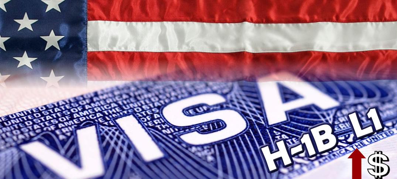 Aumenta Tarifas de Peticiones H-1B y L-1B