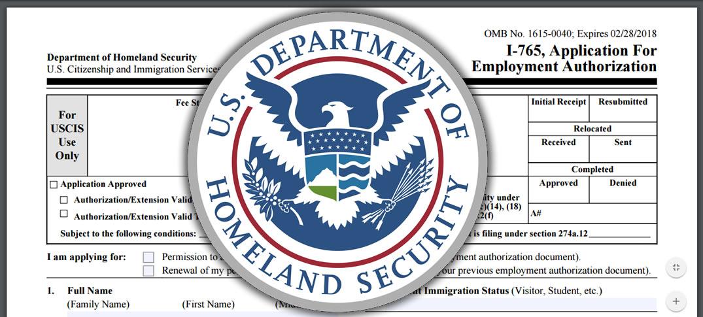 Permisos De Trabajo Para Solicitantes De Asilo en Estados Unidos Ahora es de 2 Años