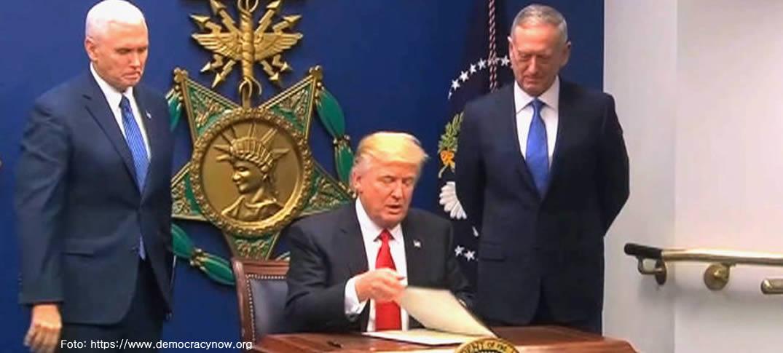 Jueces Vuelven a Bloquear Veto Migratorio de Donald Trump