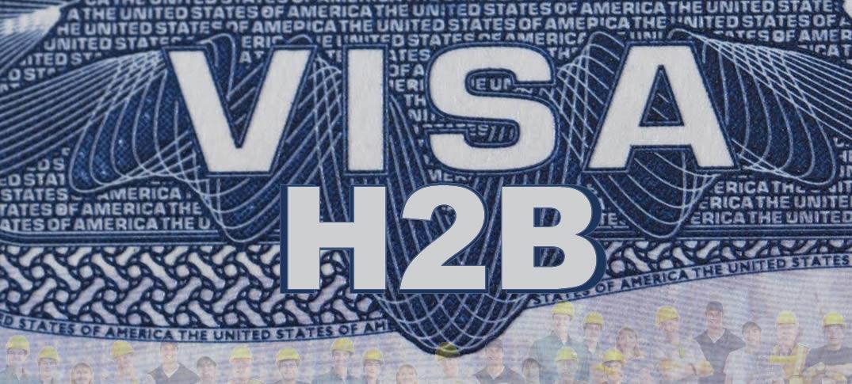 Visa H-2B Para Trabajadores Temporales No Agricultores en Estados Unidos