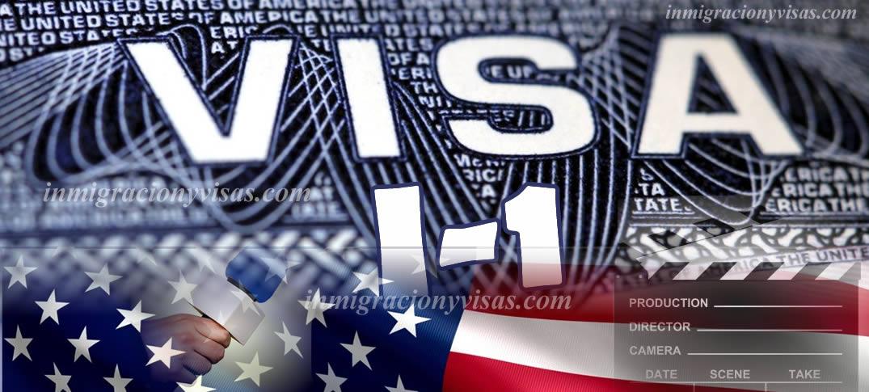 Visa I-1 Para Representantes De Medios De Comunicación Extranjeros En Estados Unidos