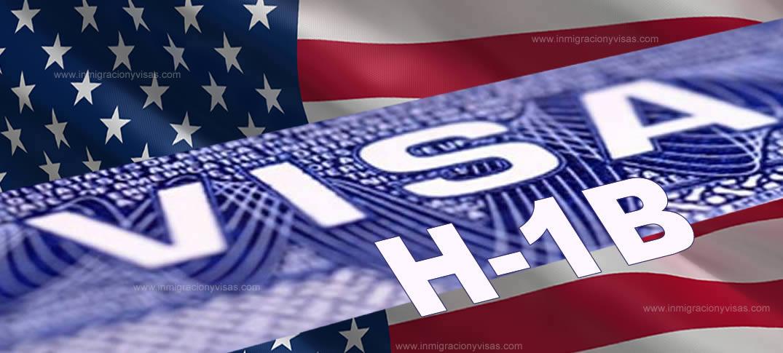 Visas H-1B para Profesionales con Trabajos Especializados en Estados Unidos