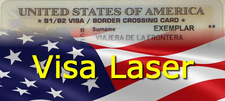 Visa Láser Para Mexicanos